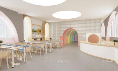 小学设计 南平实验小学室内设计