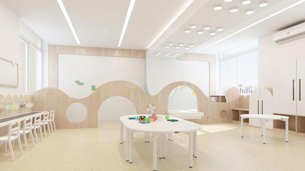 幼儿园设计色彩知识