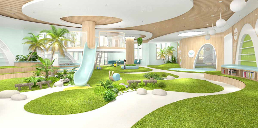 幼儿园环境设计的原则