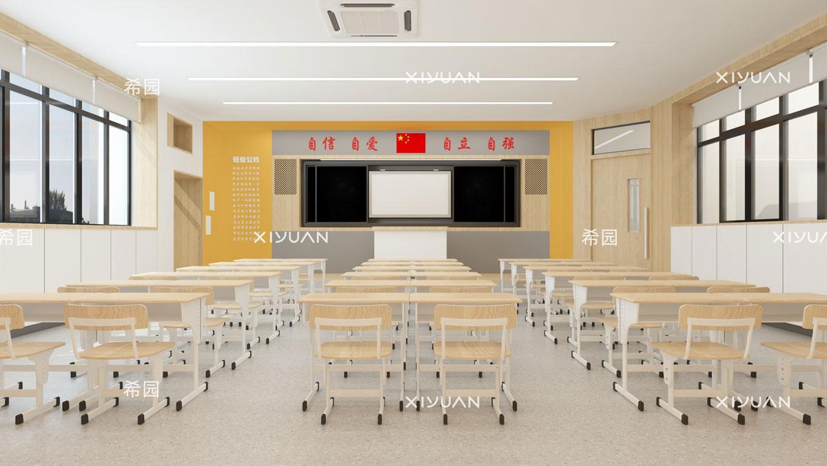 小学室内设计