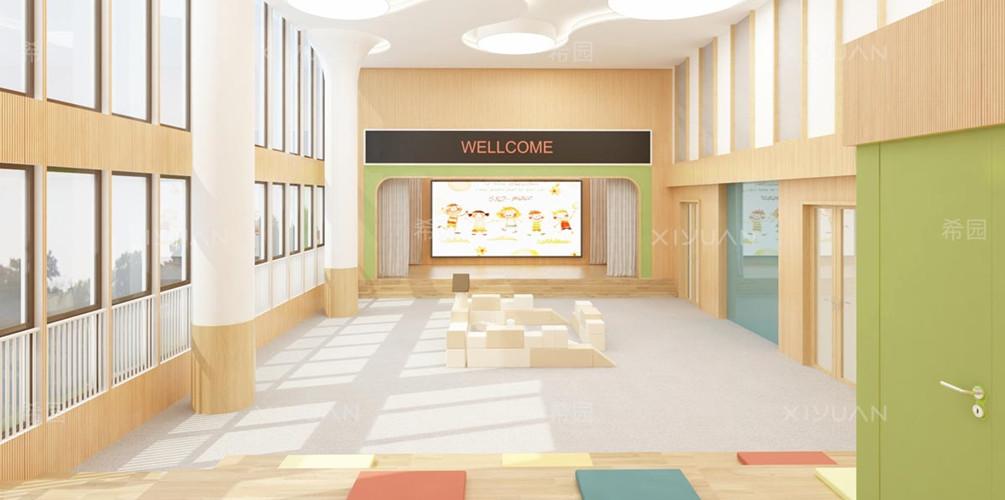 幼儿园装修设计需要注意的安全问题