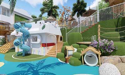 武夷山实验幼儿园阳光分园户外场地设计