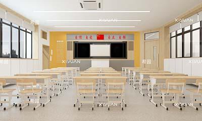 小学设计 小学教室内部空间设计思路