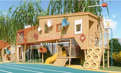 神木市第十幼儿园设计